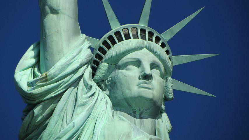 Statua Della Libertà, New York, Statua