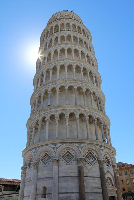 Pisa Toren Van Italie 183 Gratis Foto Op Pixabay