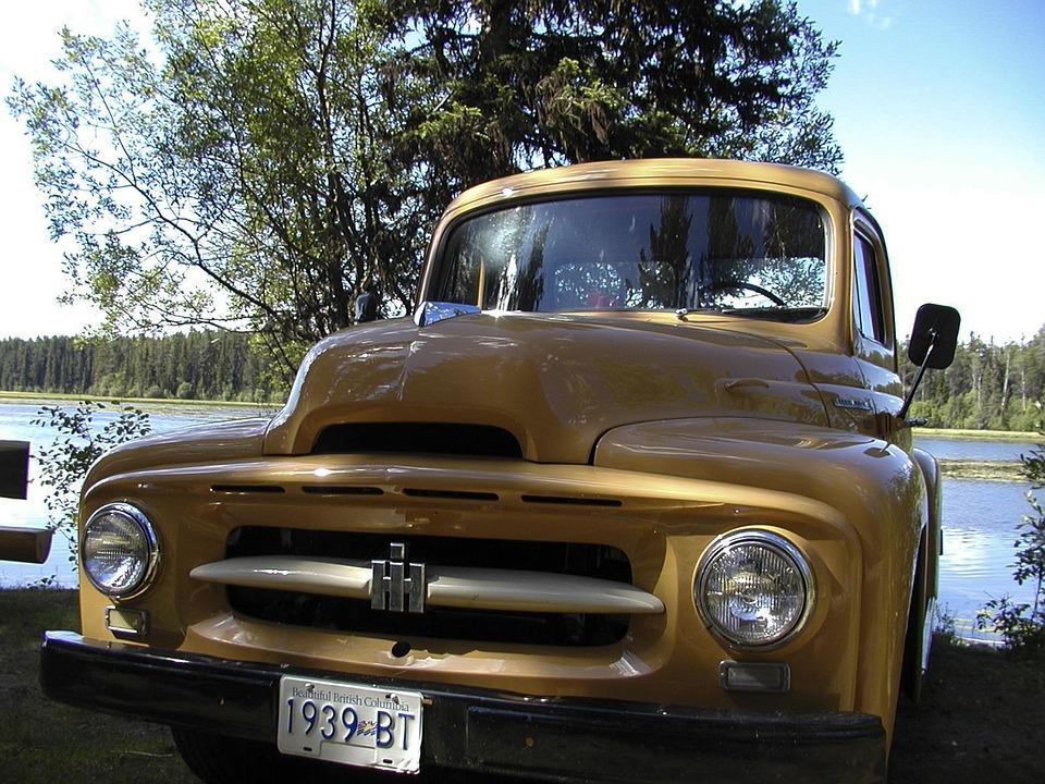 Ilmaisen valokuvan: Vanha Ajastin, Keltainen, Auto - Ilmainen kuva Pixabayssa - 268415
