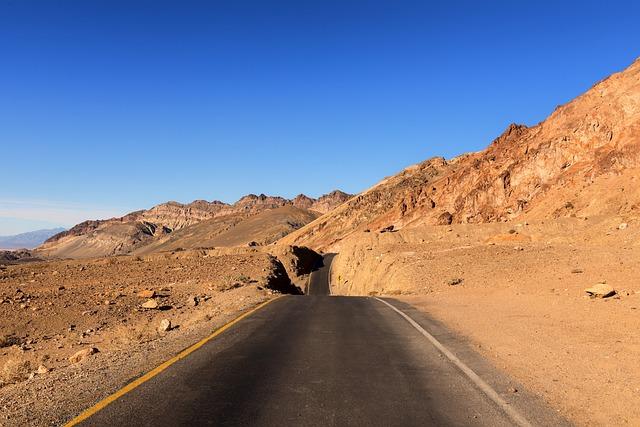 Free Photo Death Valley California Landscape Free