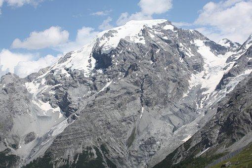 Montagna, Sun, Re Ortles, Alto Adige