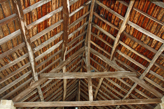 Roof Slats Wooden 183 Free Photo On Pixabay