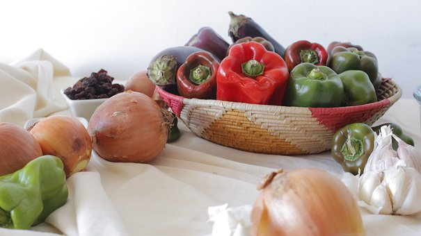 Alimentos, Produtos Hortícolas