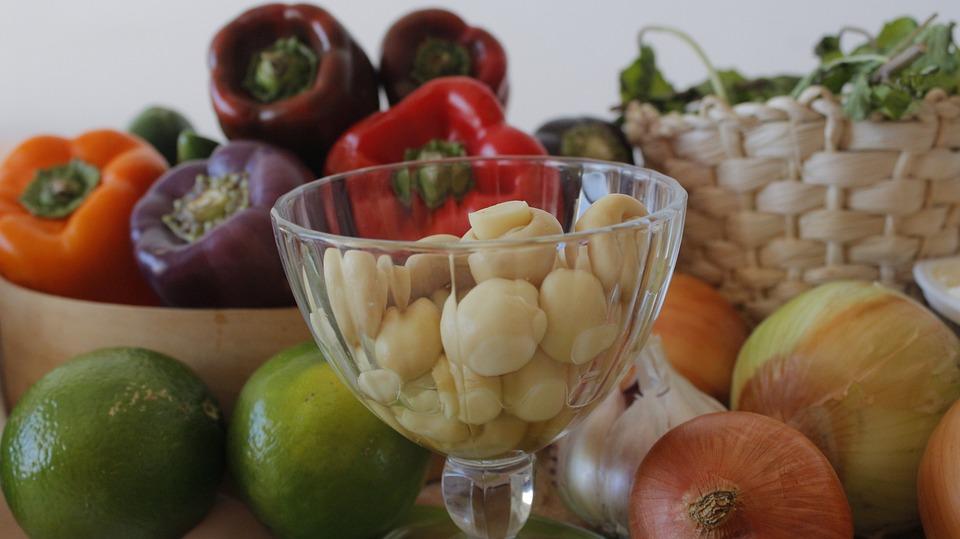 L'Ail, Alimentaire, Légumes, Méditerranée