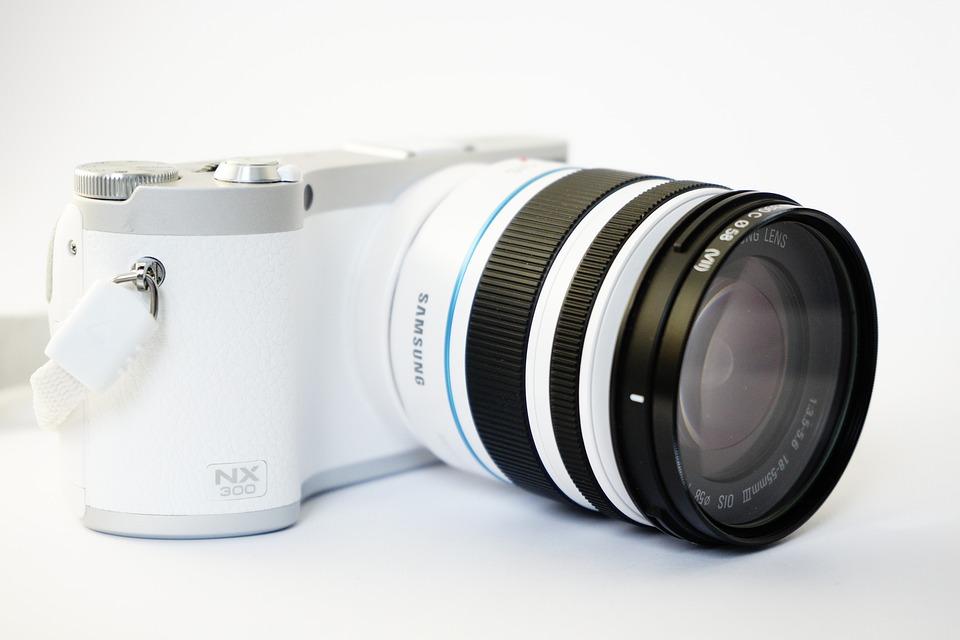 Lens Zoom Camera Samsung Nx Free Photo On Pixabay