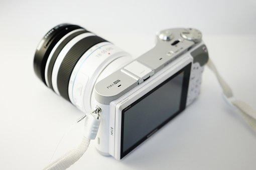 Display, Monitor, Camera, Camera Monitor