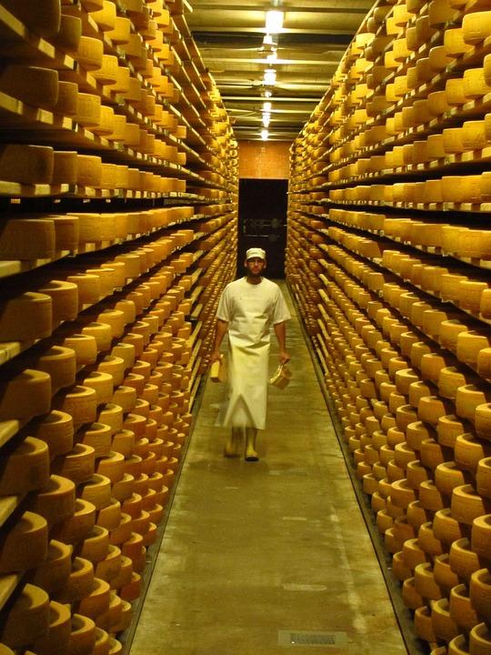 Gruyere Cheese Factory Switzerland 183 Free Photo On Pixabay
