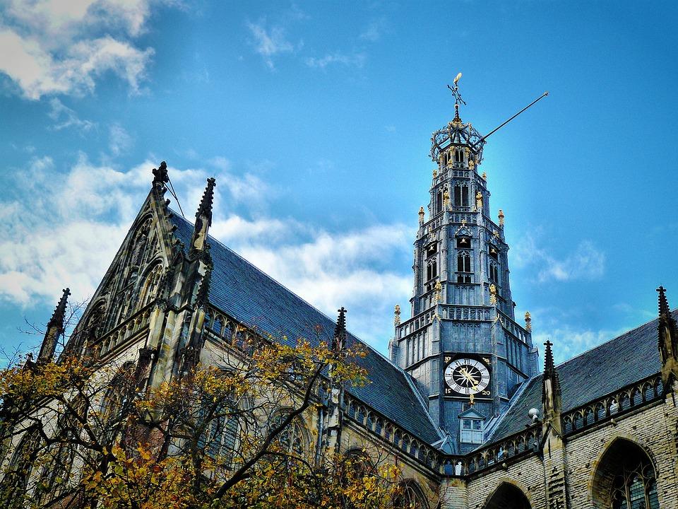Grote Kerk Vakantiepark Haarlem