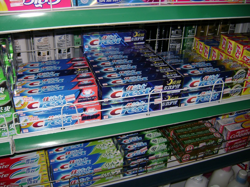 Toothpaste, China, Store, Rack, Shelf, Retail, Shop, AAPM Tips, AAPM Tipid Ganda, Personal Grooming and Hygiene, men's hygiene, men's hygiene essentials, good hygiene tips for men, personal hygiene,