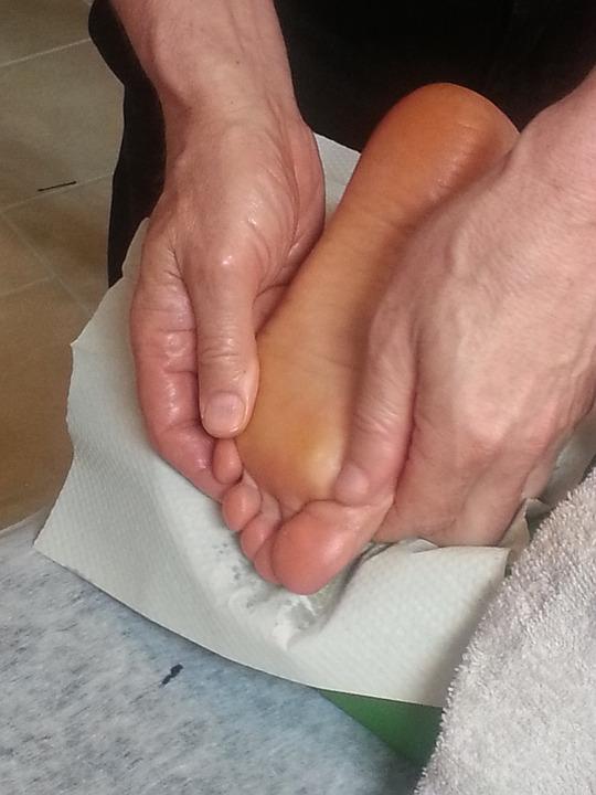 Massage, Pied, Pieds, Spa, Thérapie, Traitement