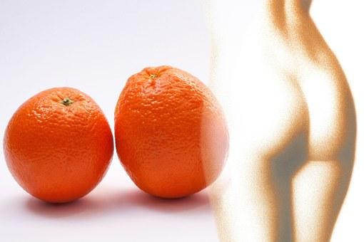 Cáscara De Naranja Celulitis Naranja Cambi