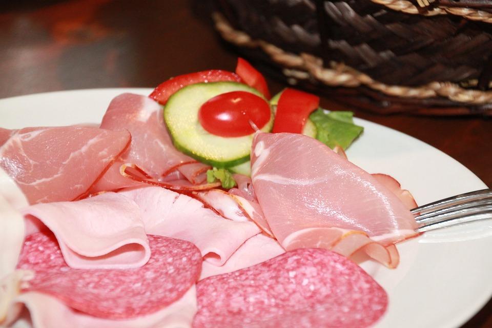 Salsiccia, Piatto Di Salsicce, Wurstplatte, Mangiare