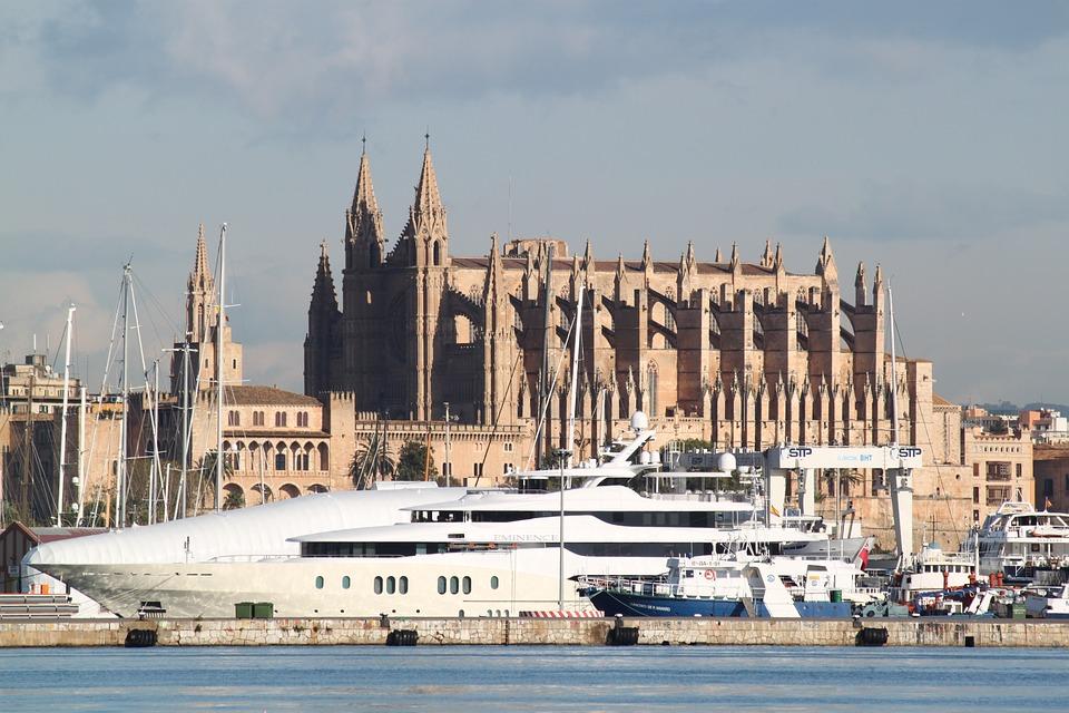 Palma De Mallorca Cathedral - Free photo on Pixabay