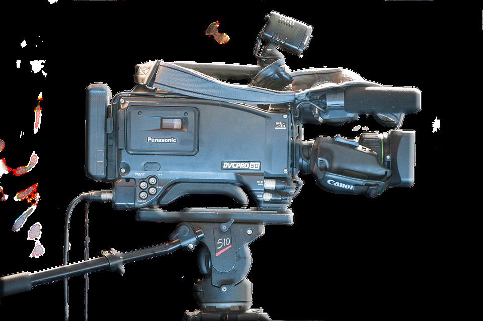 Free photo video camera camera cinema tv free image - Tv in camera ...