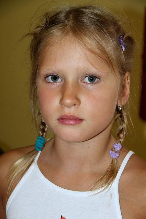 Photo gratuite jeune fille enfant b b blond image - Image bebe fille ...