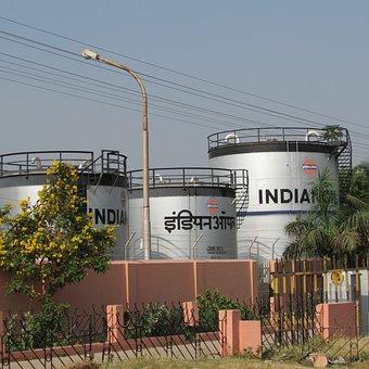 Railway Fuel Tanks, Hospet, India