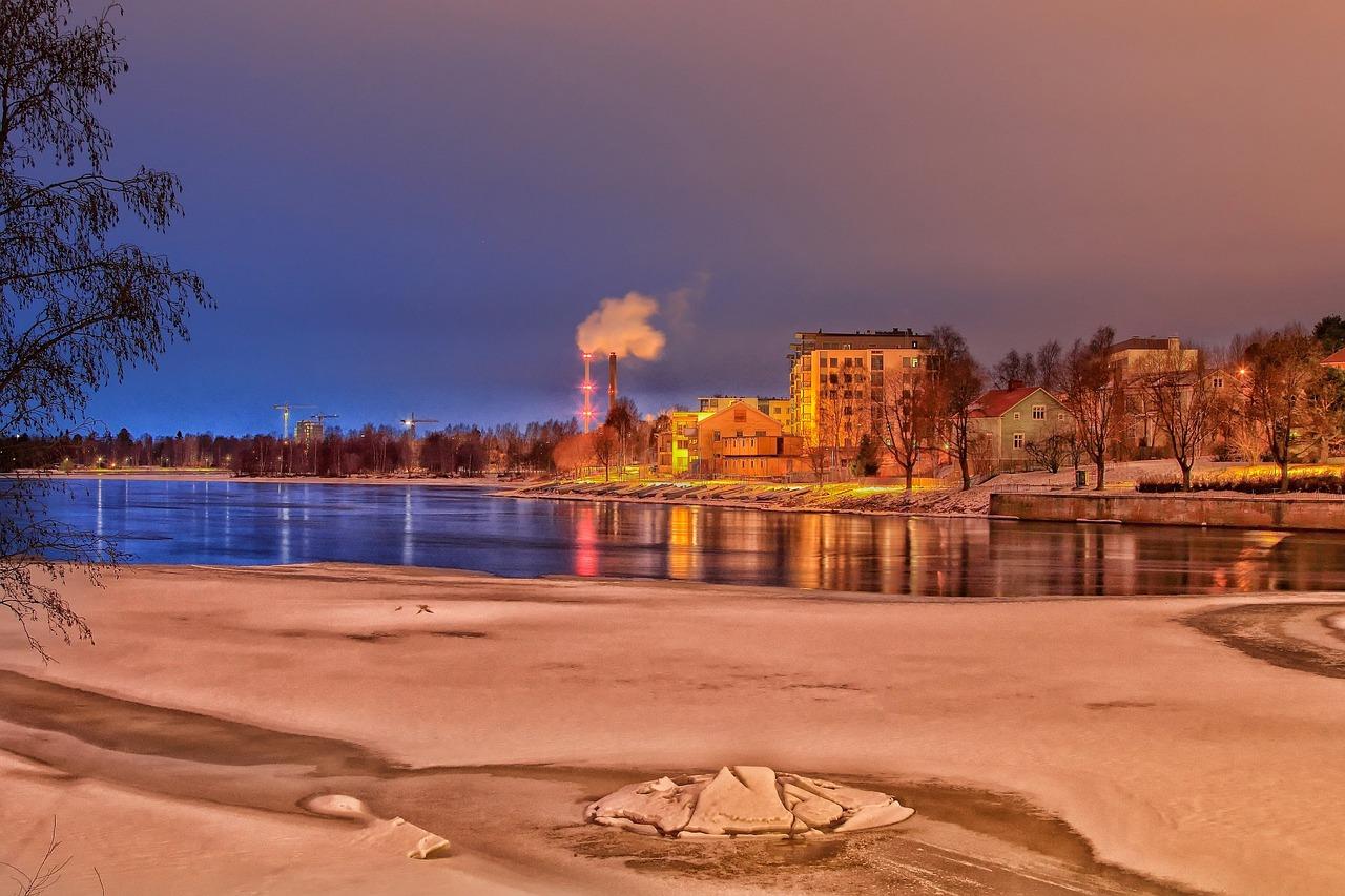 оулу финляндия фото фото можно увидеть
