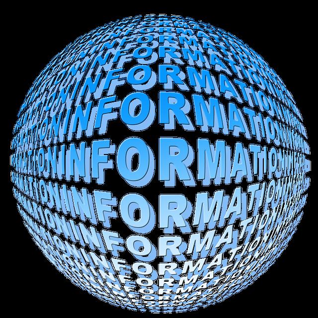 Information Info Globe  U00b7 Free Image On Pixabay