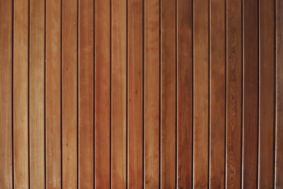 Free photo wood paneling texture facade image