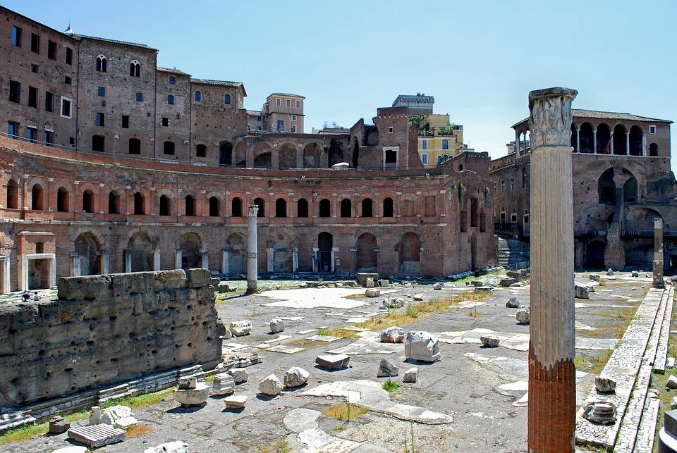 Mercado de Trajano - Mercati di Traiano