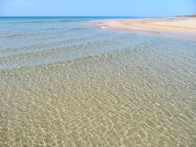Fuerteventura Canary Water · Free Photo On Pixabay