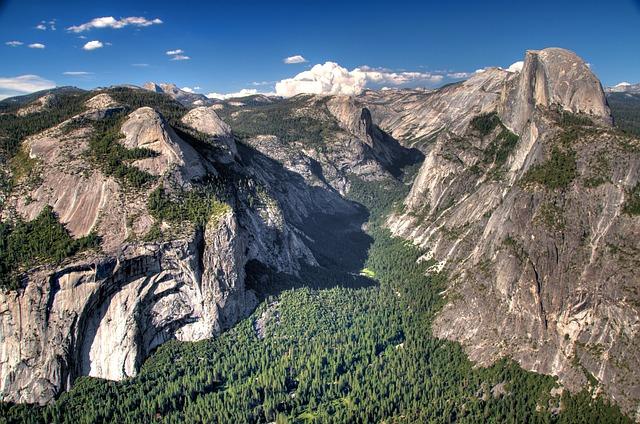Yosemite Mountains Half Dome · Free photo on Pixabay