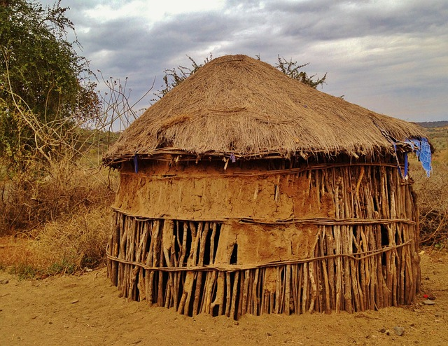 Free Photo Hut Dwelling Africa Rustic Free Image On