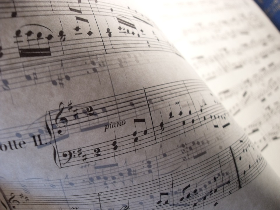 Music Classical Sheet - Free photo on Pixabay