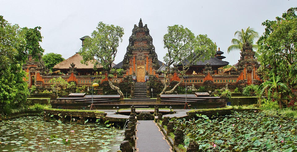 Ubud, Indonesia, Temple, Bali, History, Architecture