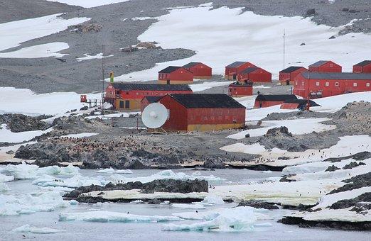 Argentinian Station, Antarctica
