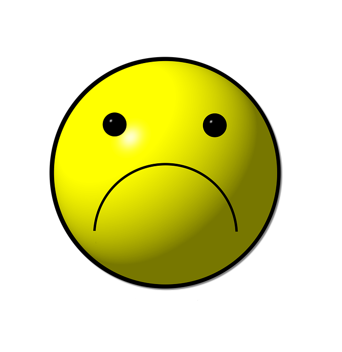 Clipart  Emoticons Silence face