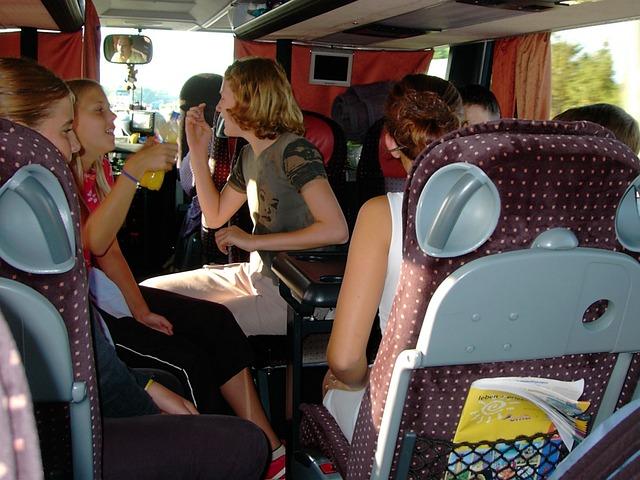 En el autobus - 3 part 1