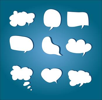 バルーンのブログ, ブログ, アニメーション, バブル, クラウド, 雲