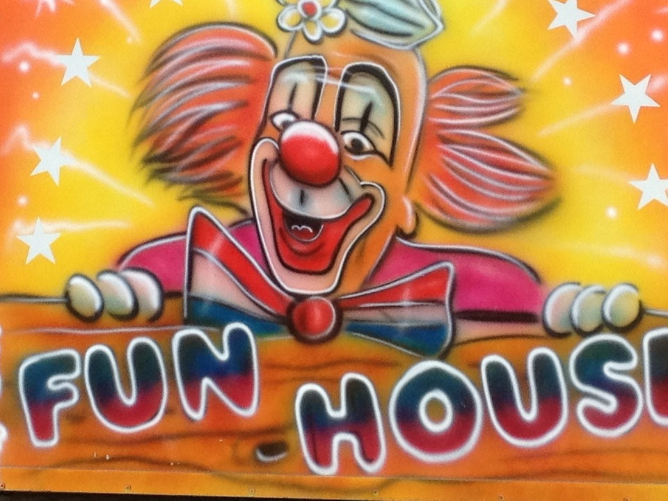 Fun Fair, Clown, Funfair, Fun, Fair, Carnival, Circus