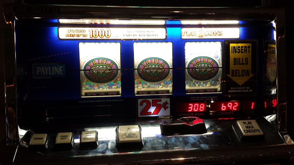 Jackpot, Lucky, Slot Machines, Luck, Win, Gamble