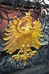 <b>eagle</b>, bird, ornate