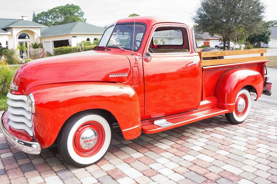 chevrolet 1947 vrachtwagen pick up gratis foto op pixabay. Black Bedroom Furniture Sets. Home Design Ideas
