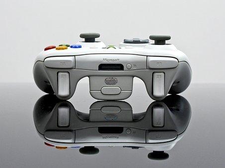Xbox, Game, Handle, Entertainment, Happy