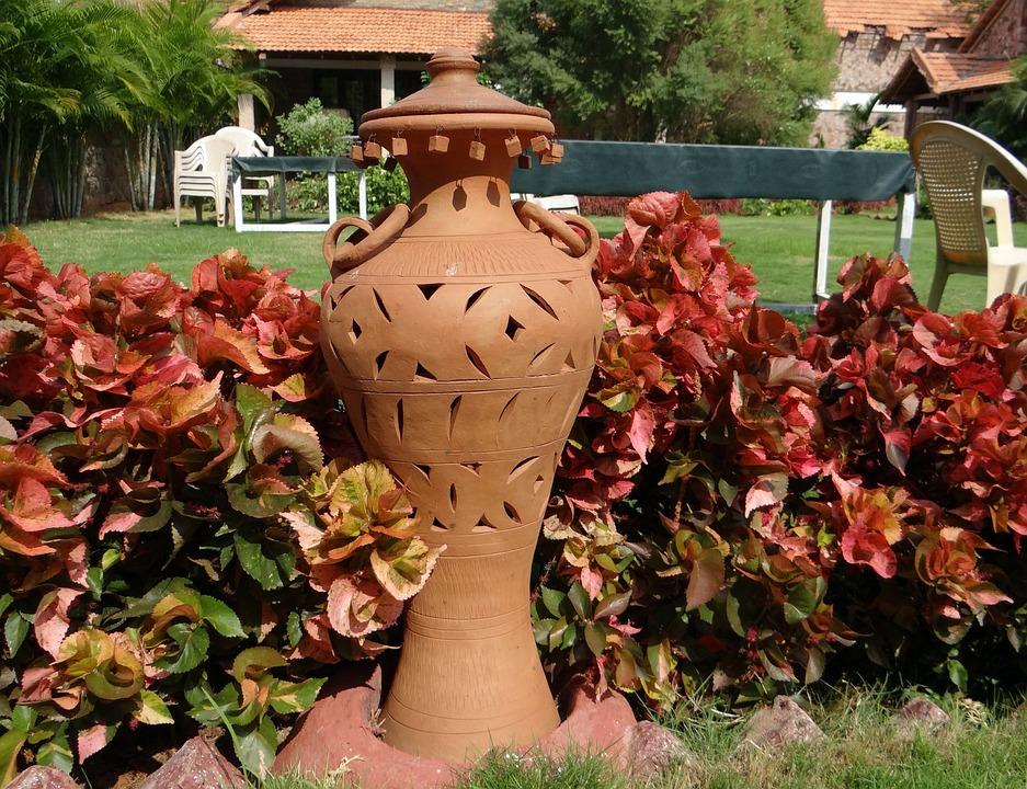 En Terre Cuite Jardin Urn · Photo gratuite sur Pixabay