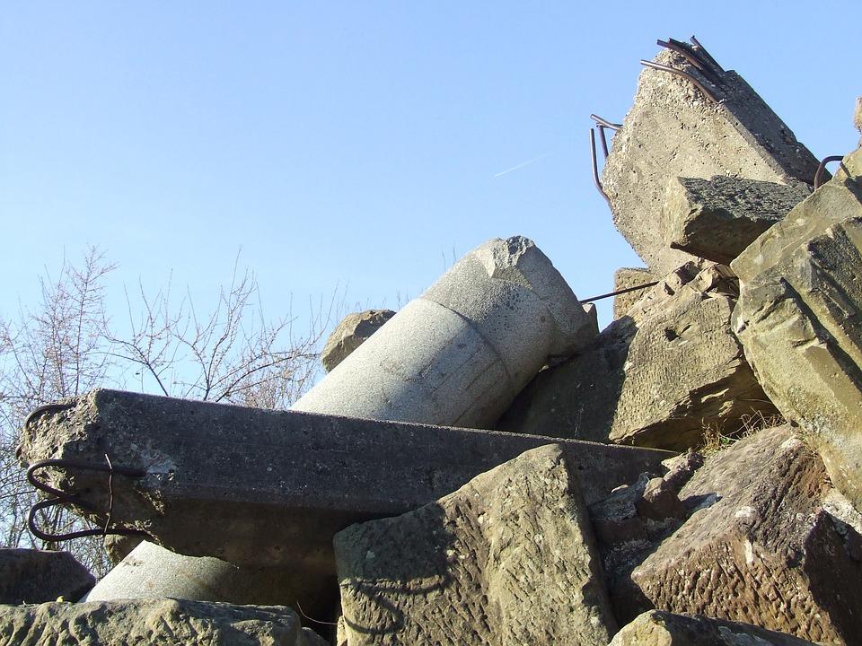 Nettoyer chantier rénovation Tulle déchets