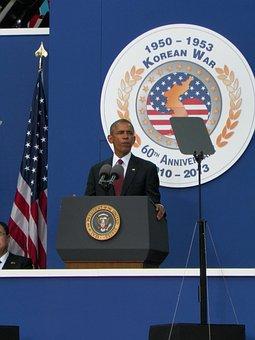 Obama Barack, President, Usa, America