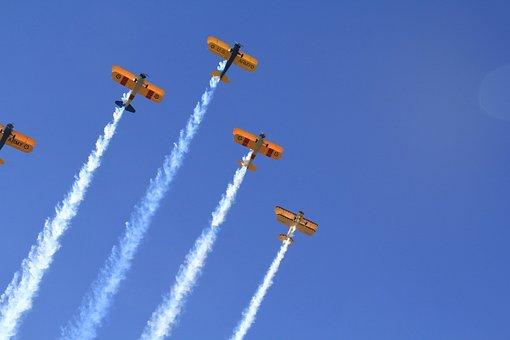 飛行機雲 画像 無料画像をダウンロード Pixabay