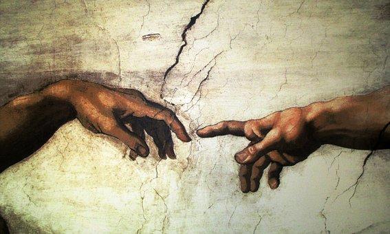 Kunstmalerei, Wandmalerei, Michelangelo