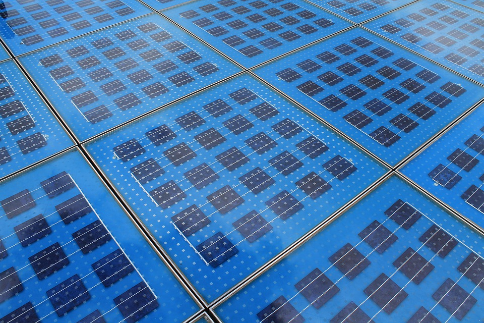 Photovoltaic Solar Cells Ground 183 Free Photo On Pixabay