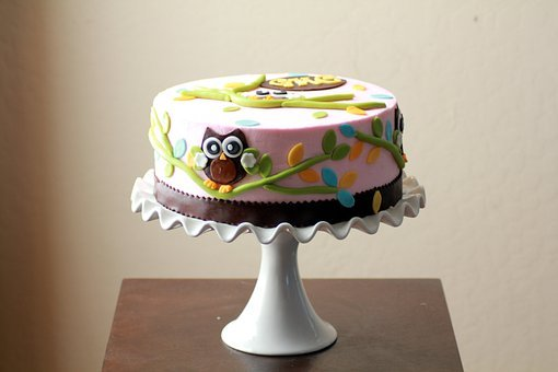 Cakes Baby Shower Owls Designs Decorated P