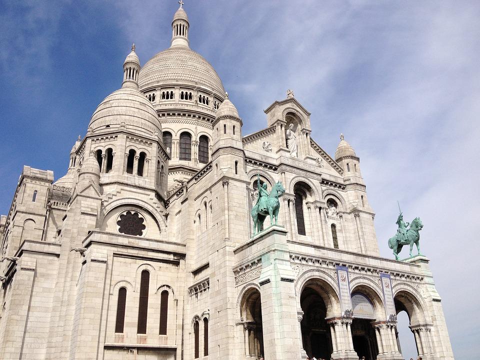Kathedrale, Paris