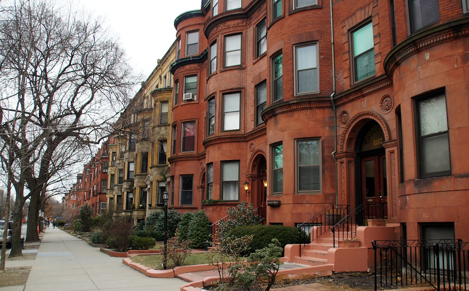 Boston, Appartement, Maison En Rangée