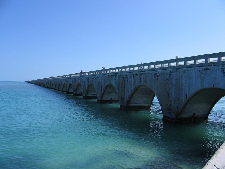 Miami Beach Bridge Closed