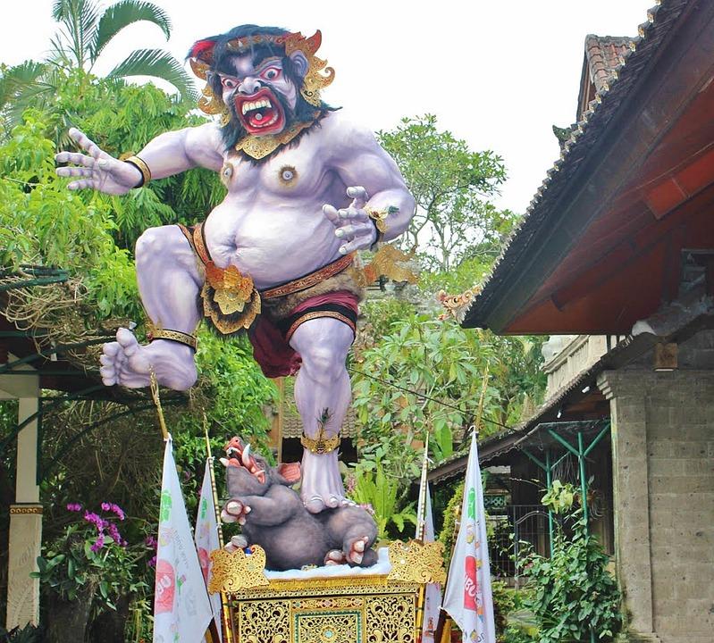 free photo  ogoh-ogoh  bali  indonesia - free image on pixabay