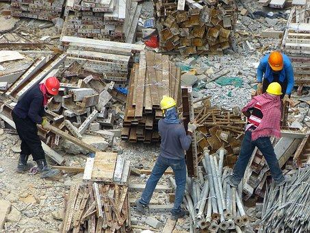 Construção, Construção De Edifícios